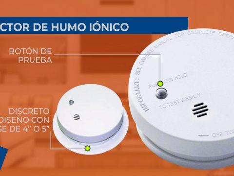 detectores autonomos ionico