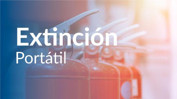 Extinción-portatil