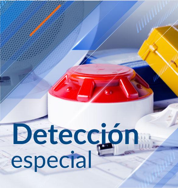 Detección-especial